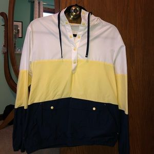"Columbia ""vintage"" windbreak size M"